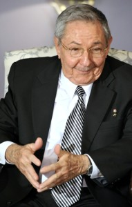 """Raúl Castro, July 2012"" by Government.ru. Licensed under CC BY 3.0 via Wikimedia Commons - http://commons.wikimedia.org/wiki/File:Ra%C3%BAl_Castro,_July_2012.jpeg#mediaviewer/File:Ra%C3%BAl_Castro,_July_2012.jpeg"