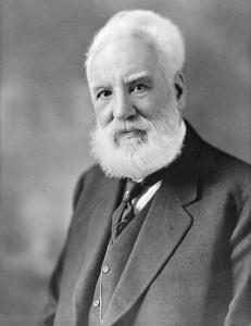Alexander Graham Bell, between 1914 and 1919
