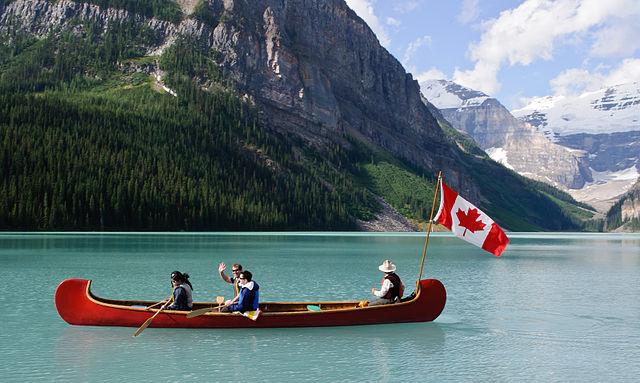Banff National Park Photo Credit: InSapphoWeTrust