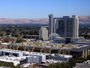 Downtown San Jose. Photo by Tim Wilson