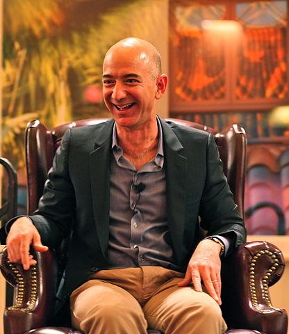 Jeff Bezos CEO of Amazon by Steve Jurvetson