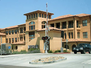 The headquarters of Netflix in Los Gatos. Photo by Coolcaesar at en.wikipedia